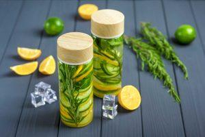 infusion au citron