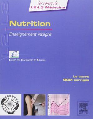 Livre Nutrition enseignement intégré