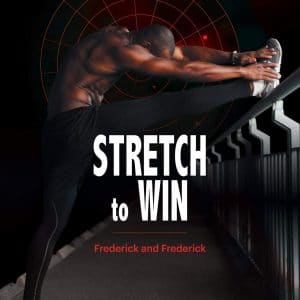 Livre Stretch to win