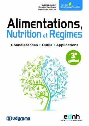 Livre Alimentations nutrition et regimes