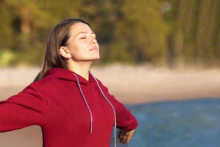une bonne respiration grâce à de bon abdos