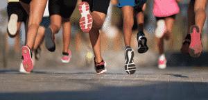 groupe de marathonien
