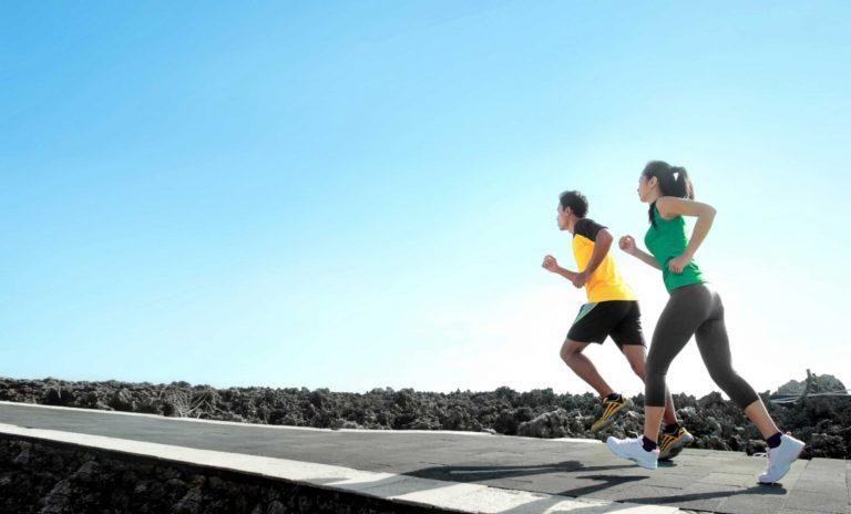 courir tous les jours pour le plaisir