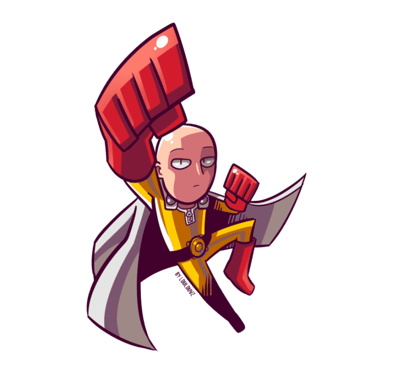 entrainement musculation one punch man