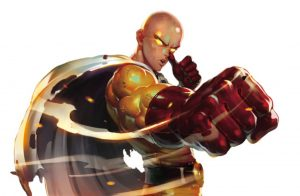 s'entrainer comme one punch man