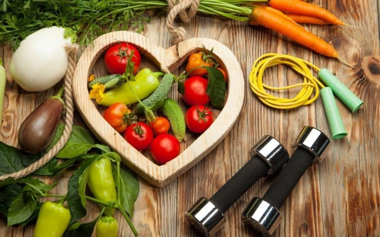 composition légumes sains