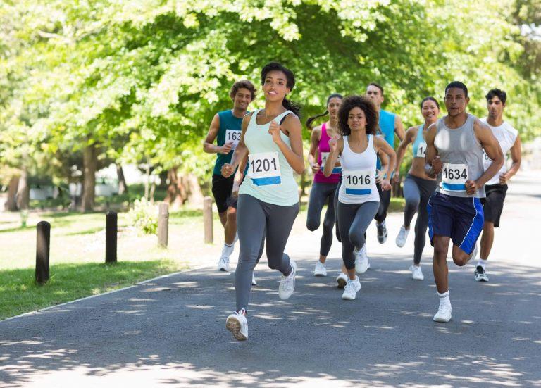 courir en fractionné