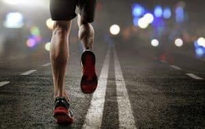 course à pied en fractionné