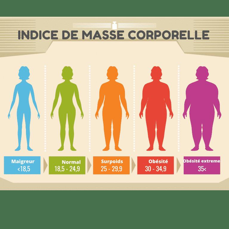 infographie imc