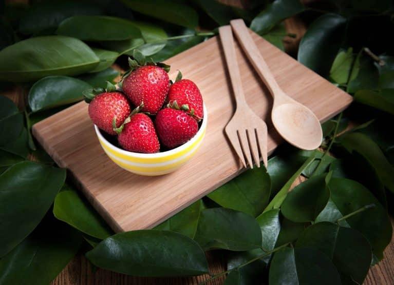 fraises riche en vitamine C