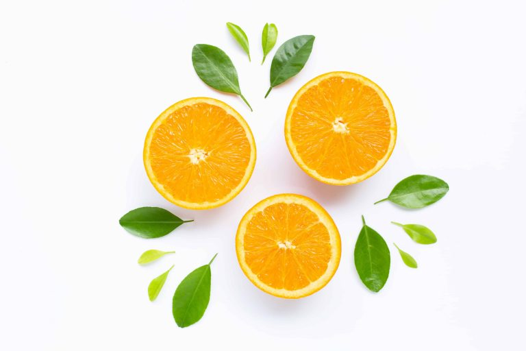 orange fruit riche en vitamine C