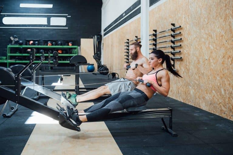 exercices pour rameur en couple