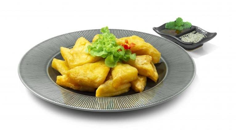 tofu pour palier à l'œuf
