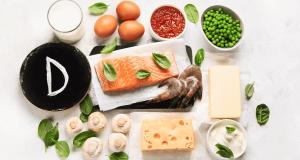 Produits à base de vitamine D