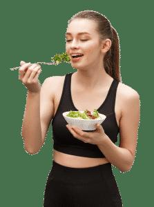 Maigrir grâce à son alimentation
