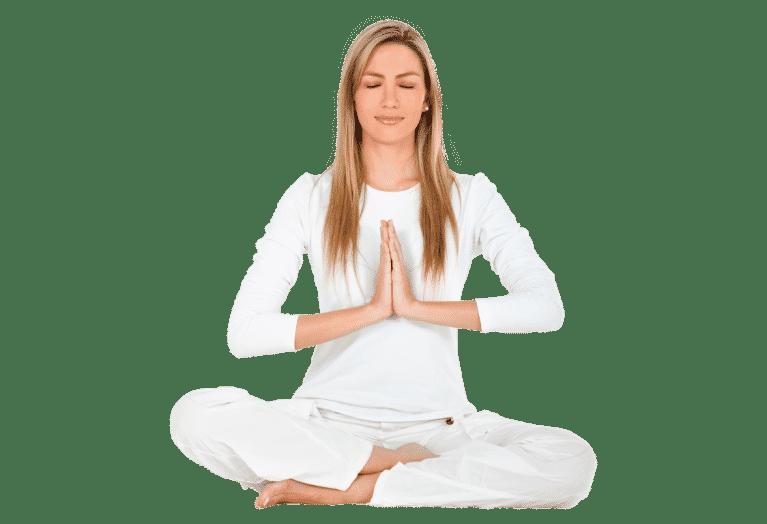 Yoga posture Kapalbhati