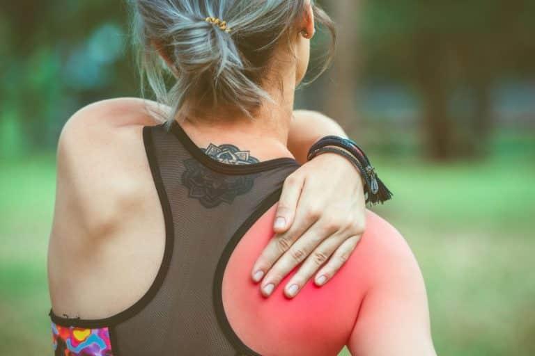 douleurs après le sport