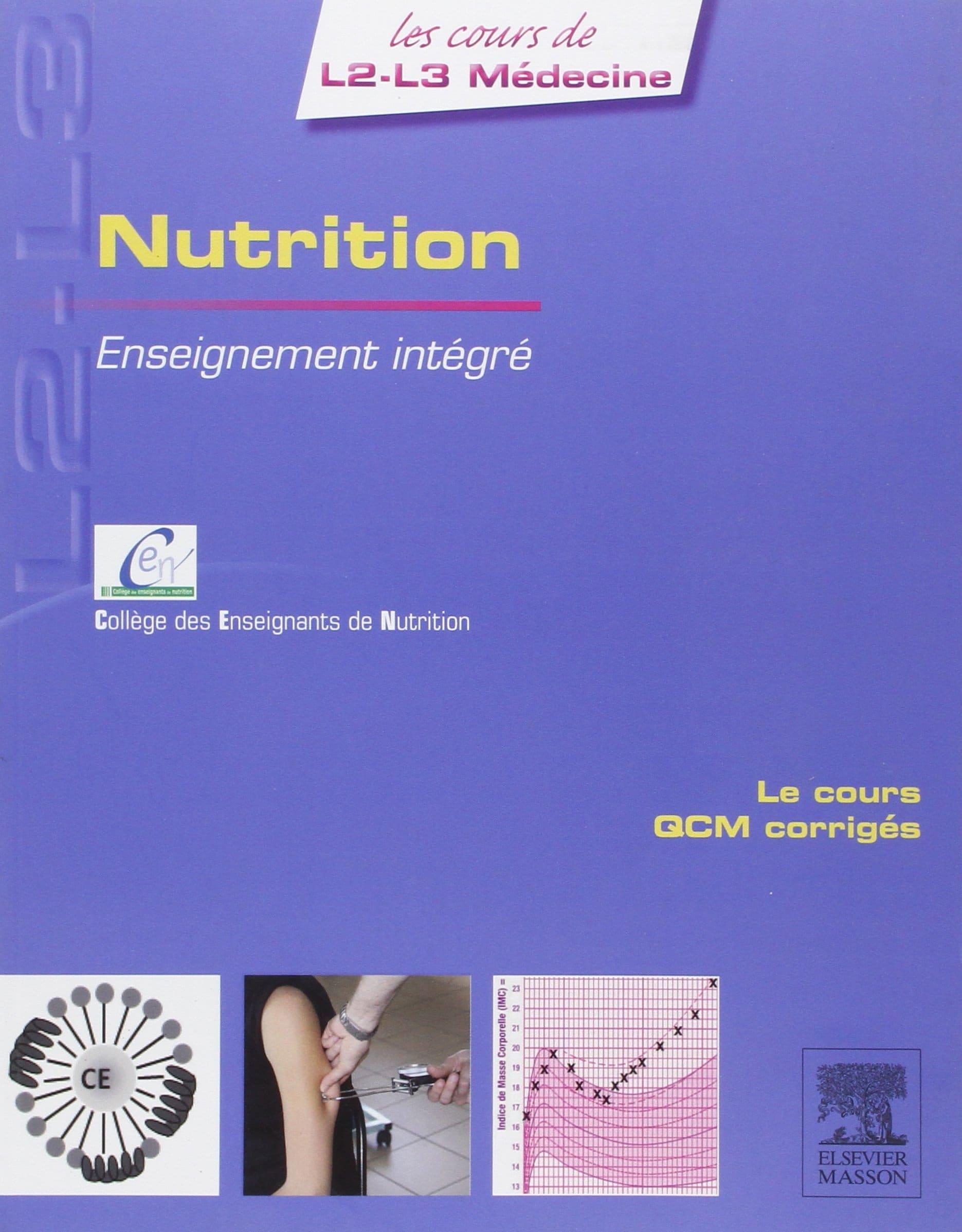 Nutrition : Enseignement intégré – Un ouvrage de référence des membres du CEN