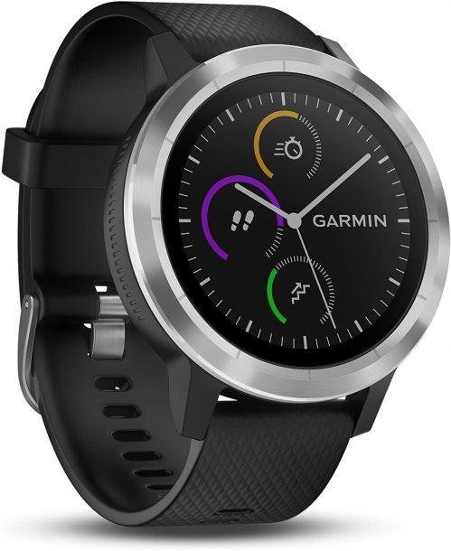 Garmin Vivoactive 3, une montre connectée de sport avec GPS et cardio poignet
