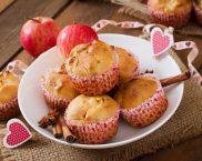Croustillant Muffins aux pommes : la recette simple et inratable